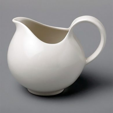 Eva Zeisel cream jug in England at Royal Stafford