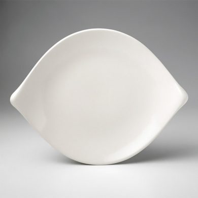 Eva Zeisel oval platter in England at Royal Stafford