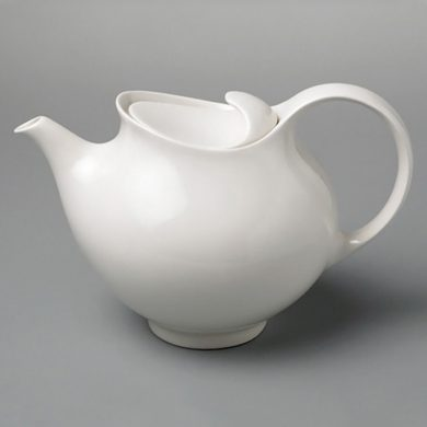 Eva Zeisel Teapot made in England at Royal Stafford