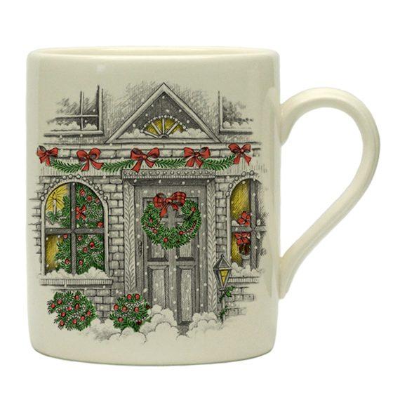 Christmas Homes Mug