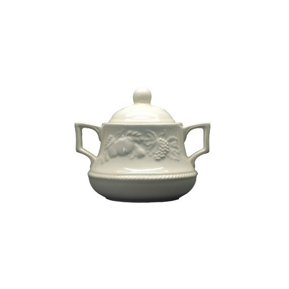 Lincoln covered sugar bowl