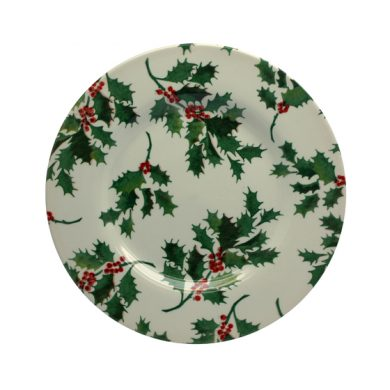 Holly 21cm plate