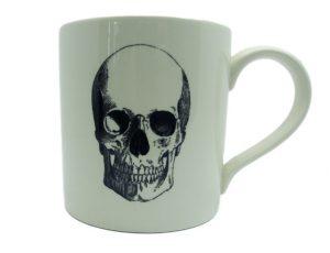 Halloween mugs - skull