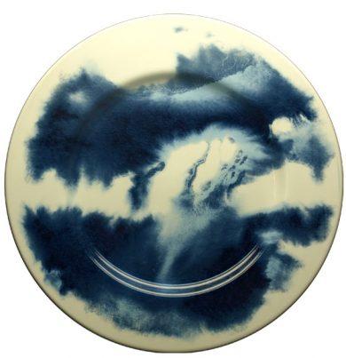 Dark Matter dinner plate