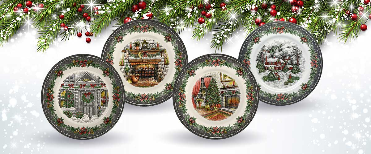 Celebrate the Christmas story with pottery from Royal Stafford