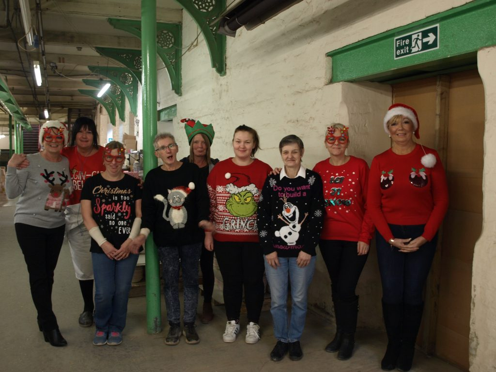 Royal Stafford Christmas Jumper Day 2018