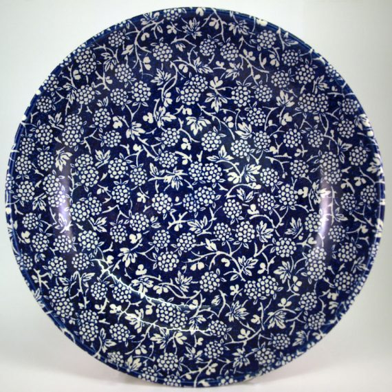 Royal Stafford Blackberry Blue Pasta Bowl