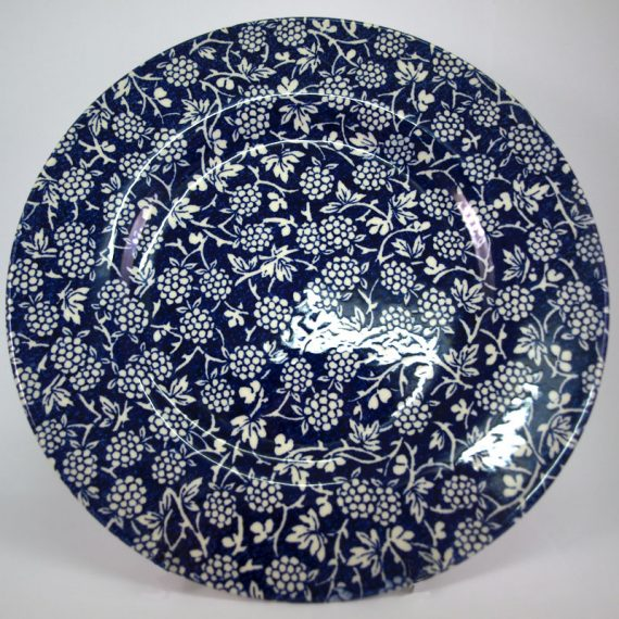 Royal Stafford Blackberry Blue 21cm Side Plate