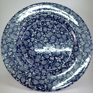 Royal Stafford Blackberry Blue 28cm Dinner Plate