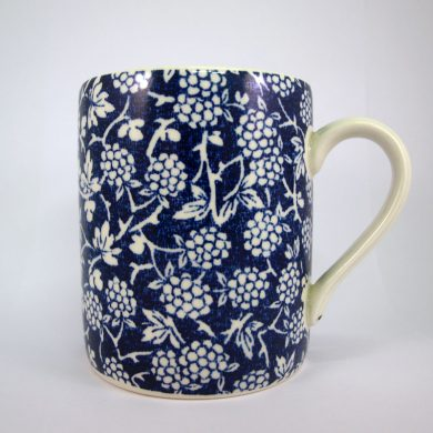 Royal Stafford Blackberry Blue mug