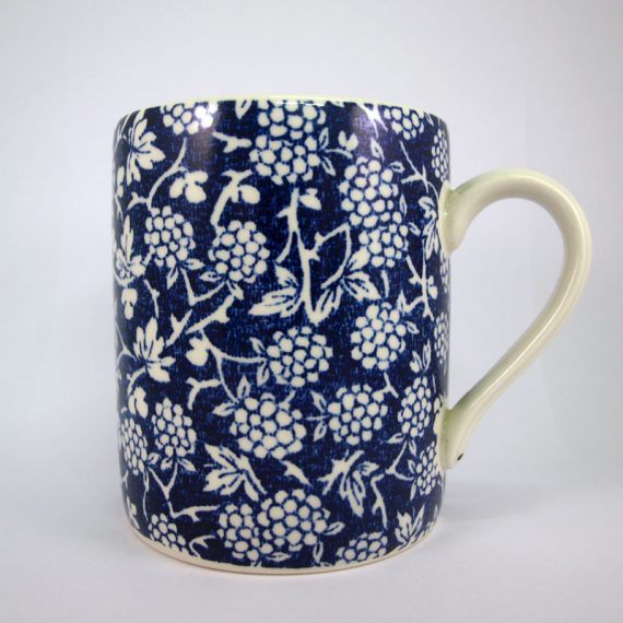 Royal Stafford Blackberry Blue mug