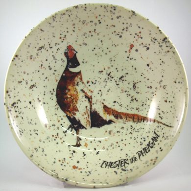 Royal Stafford Eddie Kagimu Chester the Pheasant Cereal Bowl 19cm