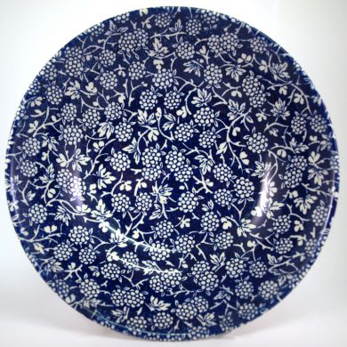 Royal Stafford Blackberry Blue 19cm Cereal Bowl
