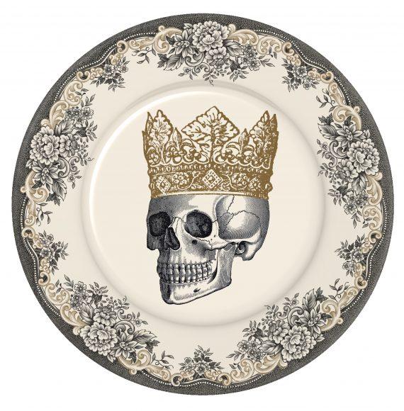 King Skull Temp
