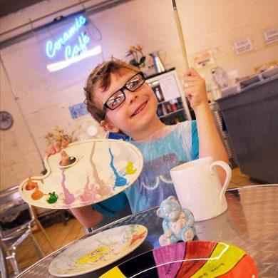 Royal Stafford Ceramic Cafe