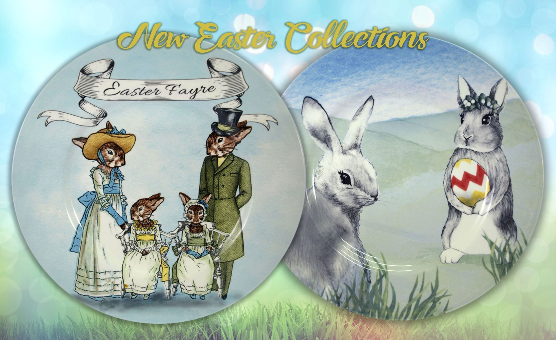 New Easter Stock to Put a Spring in Your Step
